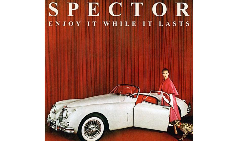 Spector - 'Enjoy It While It Lasts' (Polydor/UID/Universal)Die Briten um Sänger Frederick Macpherson wurden