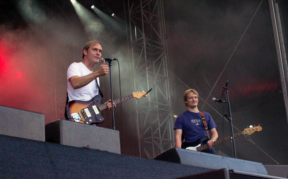 Beim Set mit der Tomte-Originalbesetzung tat es noch das weiße T-Shirt.