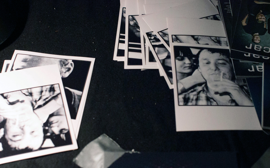 Auch Polaroids hatte man im Sortiment?