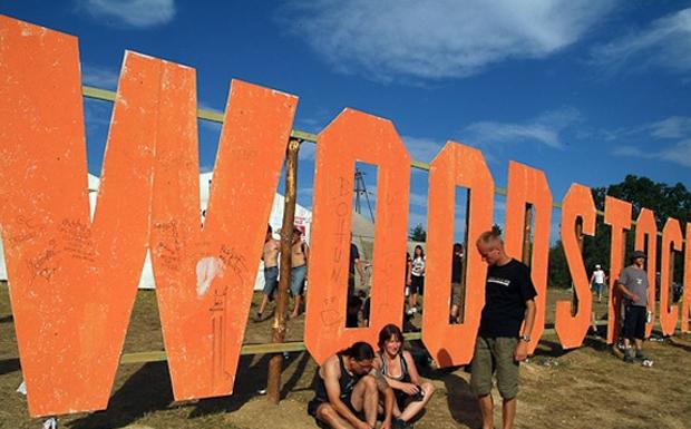 Haltestelle Woodstock