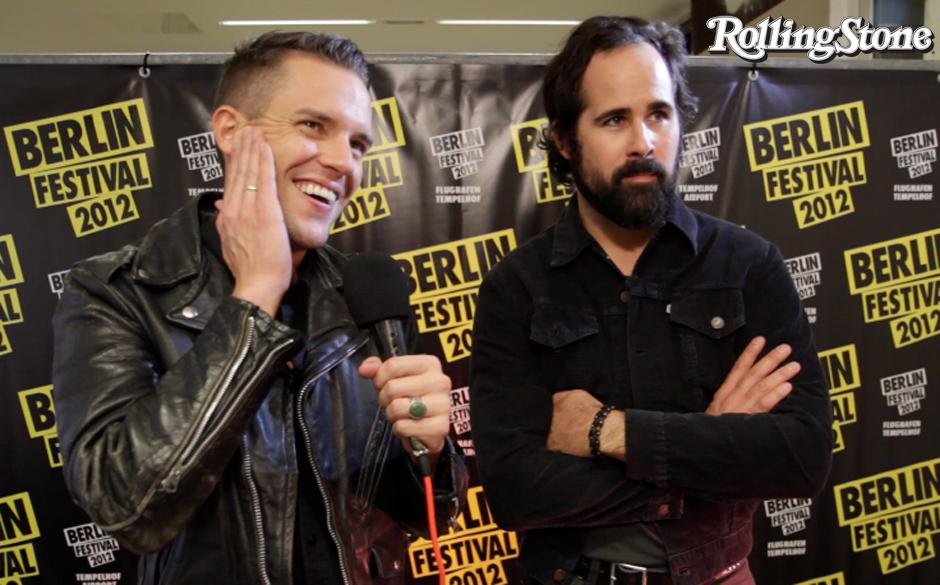 Brandon Flowers und Ronnie Vannucci im Interview mit rollingstone.de