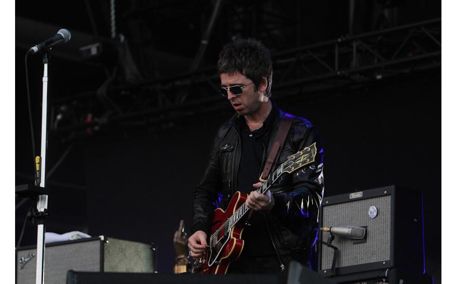 Noel Gallagher's High Flying Birds Hurricane