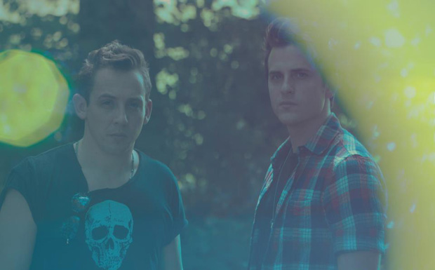 Nick Brown und Jared Followill