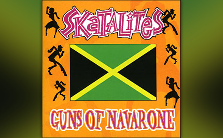 Skatalites- 'Guns Of Navaron' (1965 Island) Was Motowns Funk Brothers für Detroit, Booker T. & The MG's für Memphis und die
