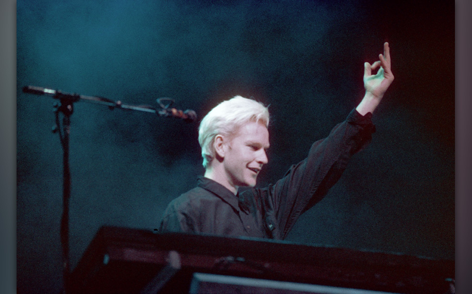 UNSPECIFIED - JANUARY 01:  Photo of Depeche Mode  (Photo by Michael Ochs Archives/Getty Images)