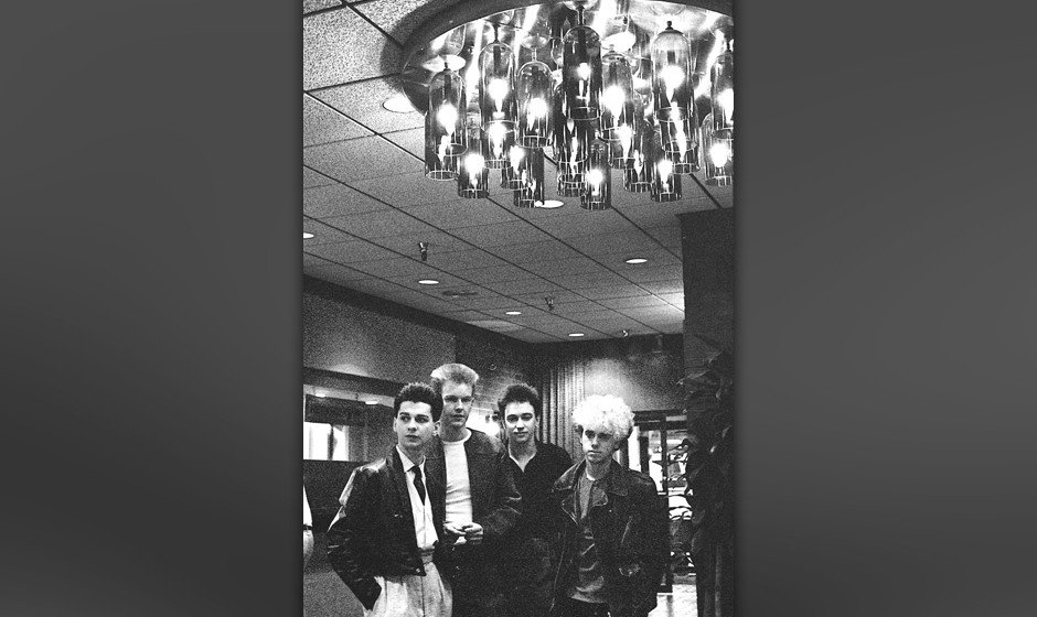 UNSPECIFIED - CIRCA 1981:  Photo of Depeche Mode  (Photo by Lisa Haun/Michael Ochs Archives/Getty Images)