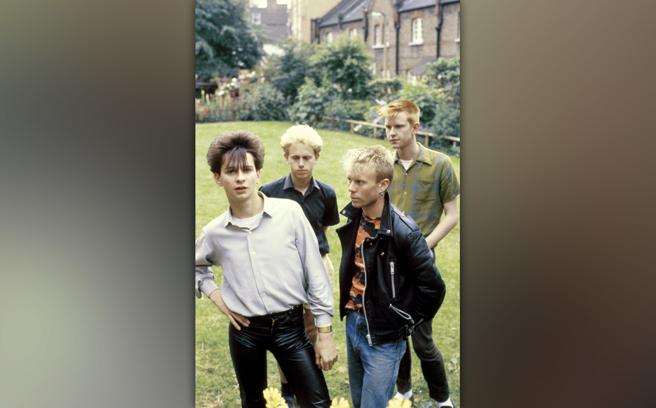 Event: Artist: Depeche Mode.Photographer: Virginia Turbett.Credit: Virginia Turbett/Redferns.Copyright Holder: Virginia T