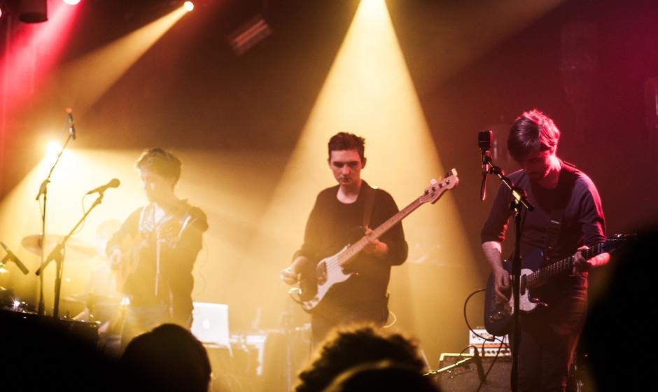 Grizzly Bear (Support: Villagers) – 02.11.12, Essigfabrik, Köln Deutz