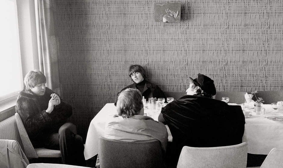 Die Beatles in Obertauern, Salzburg. 1968. Österreich. Photographie. 1968. The Beatles in Salzburg. Austria. Photograph. 196
