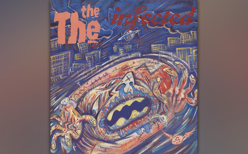 The The - 'Infected' (1986 Epic) Über Matt Johnson kursierten damals seltsame Gerüchte: Der obsessive Musiker sei dem Suff
