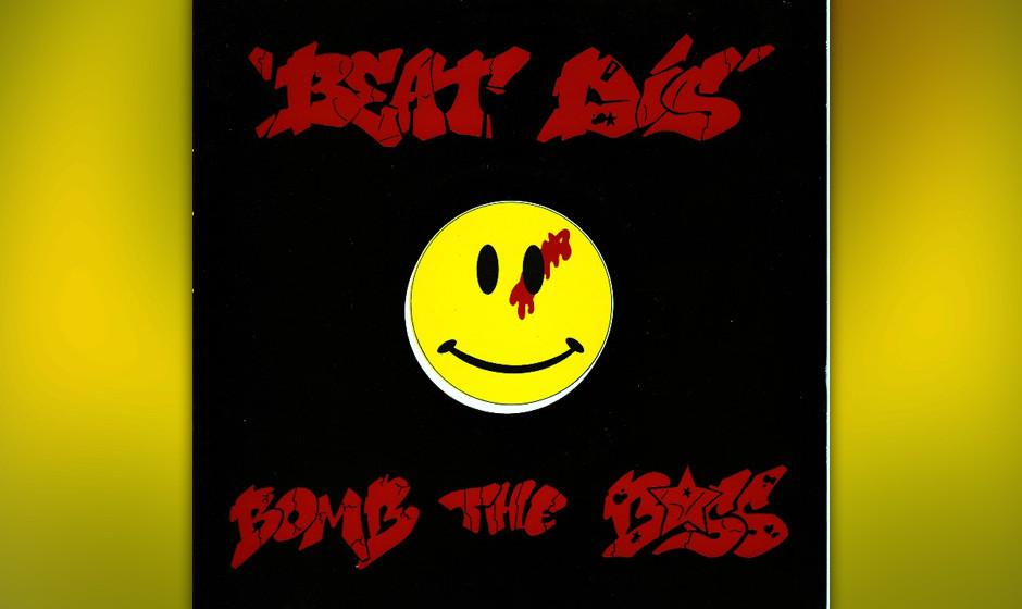 Bomb The Bass - 'Beat Dis' (1988 Mister-Roni) Als ein Magazin alle Samples aufzählte, die der britische Jungspund Tim Simeno