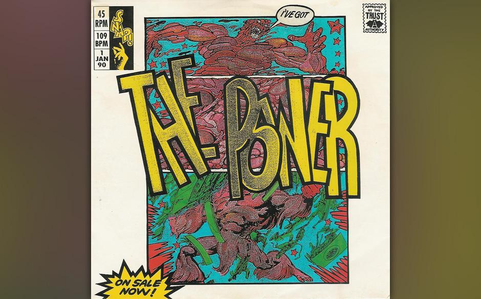 Snap!- 'The Power' (1990 Ariola) Eurodance - die 90er waren voll davon: männlicher Sprechgesang, weibliche Hooklines, in den