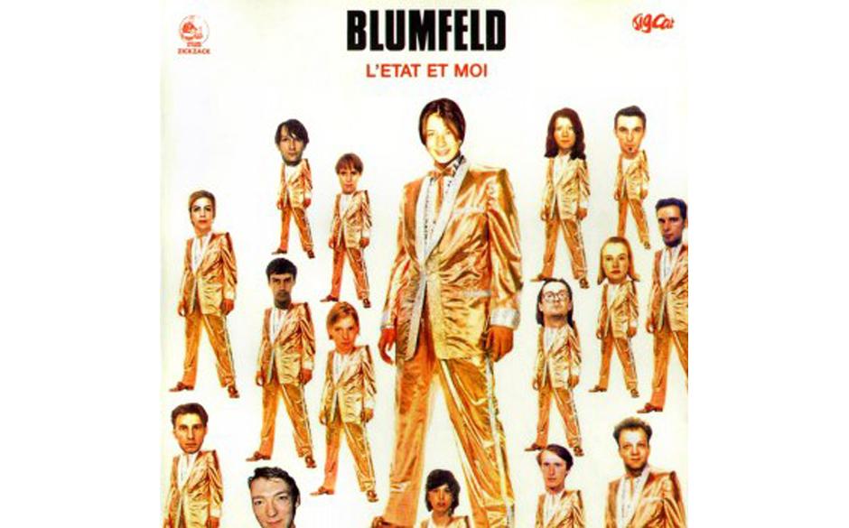 Blumfeld- '2 oder 3 Dinge, die ich von dir weiß' (1994 ZickZack) Die ersten Zeilen, 'Ein Brief von weit weg, so bist du mir