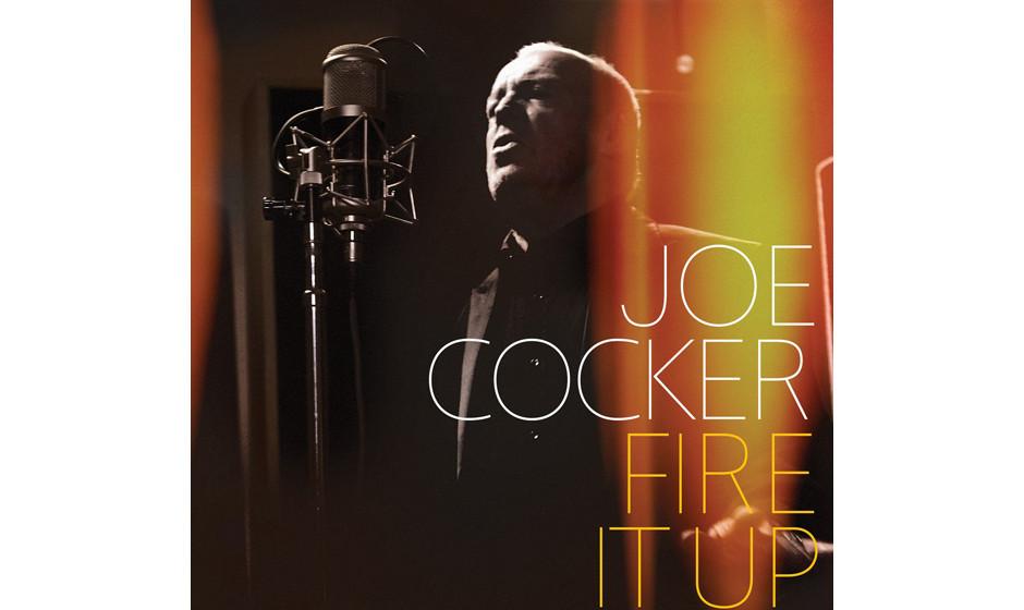 Joe Cocker - 'Fire It Up' (Columbia SevenOne Music) Die Kollegen, die für unsere Kurzkritiken zuständig sind, vergeben zwar