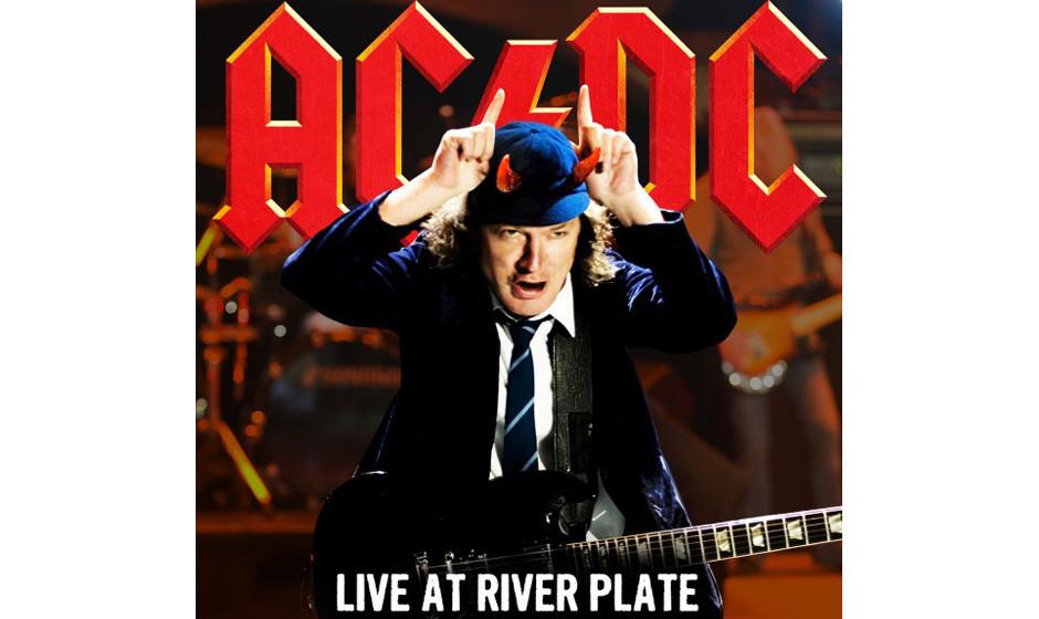 AC/DC -  'Live At River Plate'  (Columbia/Sony Music) 'Das erste Live-Album seit 20 Jahren!' So schreit es aus den Pressemitt