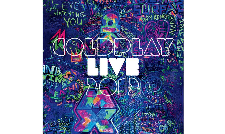 Coldplay - 'Live 2012' (Parlophone/Capitol/EMI) Weihnachten nähert sich, die Bands machen Pause - aber kein will auf das ein