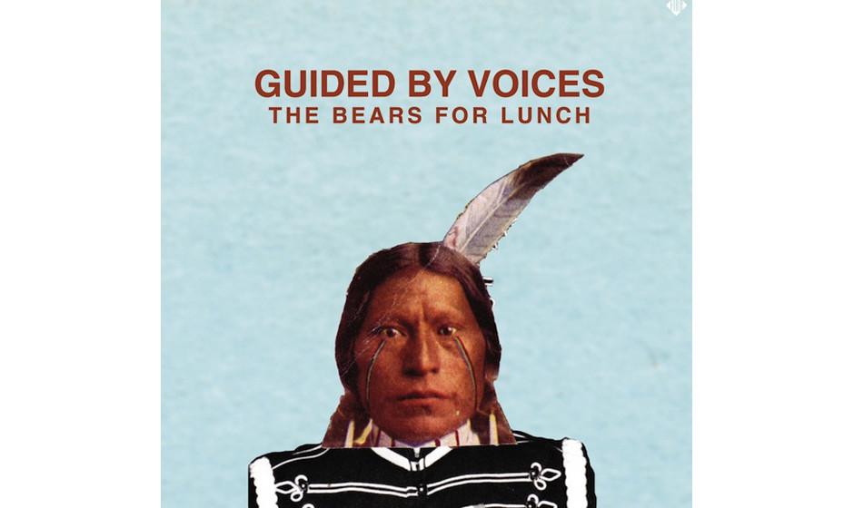 Guided By Voices - 'The Bears For Lunch' (Fire/Cargo) Was machen einige Bands für einen Aufriss, wenn sie sich mal wieder zu