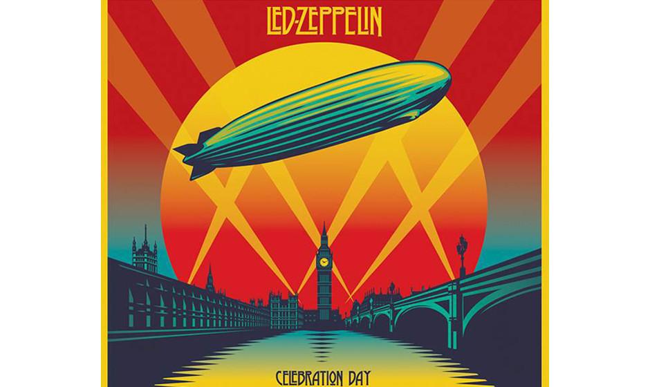 Led Zeppelin - 'Celebration Day' (Rhino/Warner Music Entertainment/Warner) Das ganze Konzert kann man sich bei uns im Stream