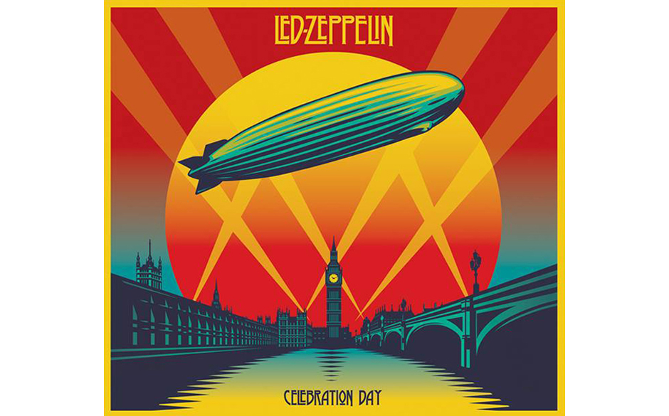 Led Zeppelin - 'Celebration Day' (Rhino/Warner Music Entertainment/Warner) Das ganze Konzert kann man sich bei uns im Stream