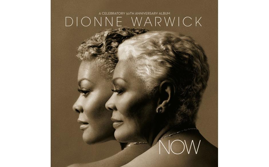 Dionne Warwick - 'Now - A Celebratory 50th Anniversary Album' Ein Blick auf die lange Karriere der Dionne Warwick. Was drin i