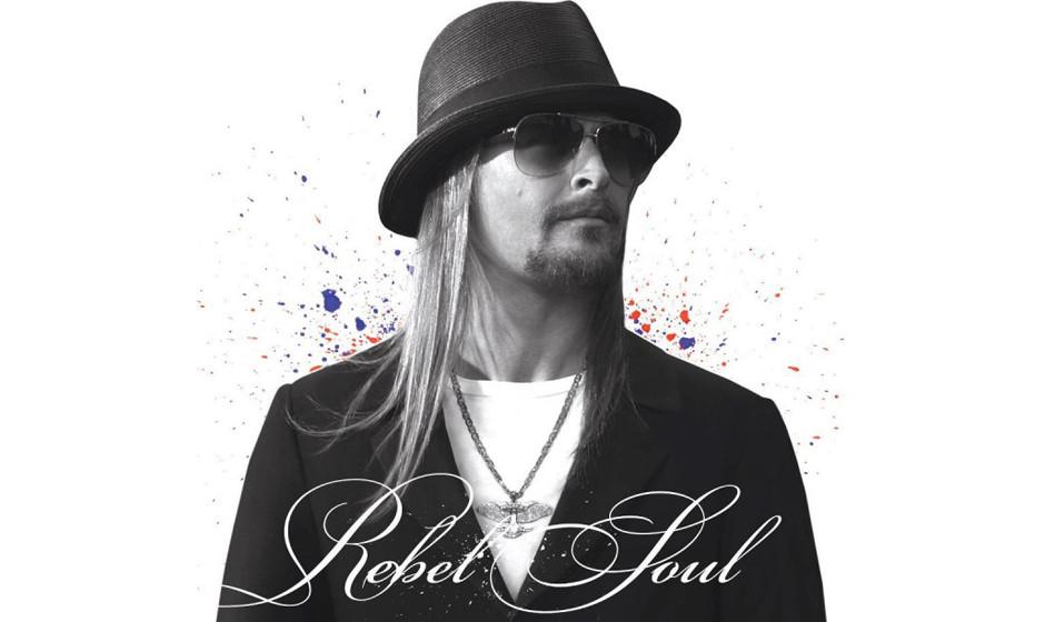 Kid Rock - 'Rebel Soul' (Atlantic/Warner) Dicke Eier galore gibt es mal wieder bei Kid Rock, der erst kürzlich bei unseren U