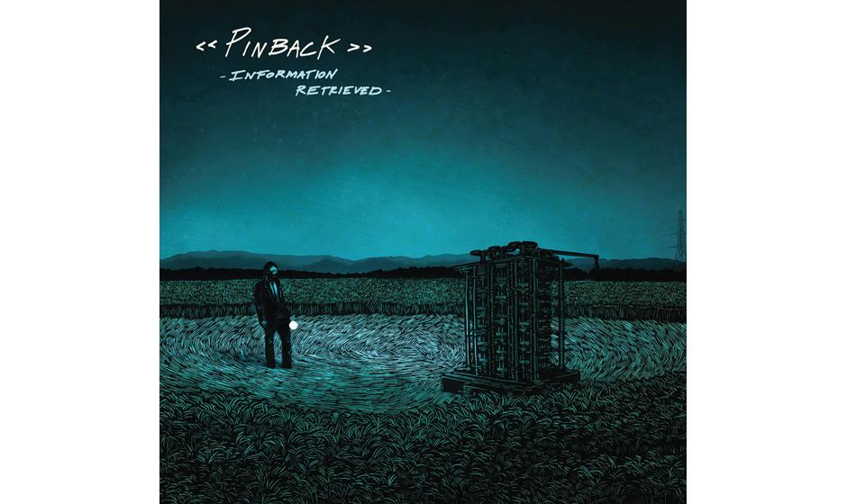 Pinback - 'Information Retrieved' (Temporary/Cargo) Mit einiger Verspätung erscheint nun auch bei uns das fünfte Album der
