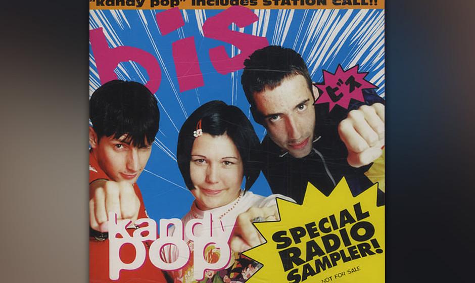 Bis - 'Kandy Pop' (1996 Chemikal) Underground 'Manda Rin hat eben den Führerschein bestanden', blendete 'Top Of The Pops' al