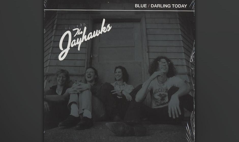 The Jayhawks - 'Blue' (1995 American) So schön wie bei Mark Olson und Gary Louris ergänzen sich nur wenige Stimmen. 'Blue'