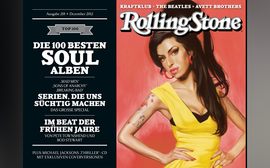 Cover 2 mit Amy Winehouse.