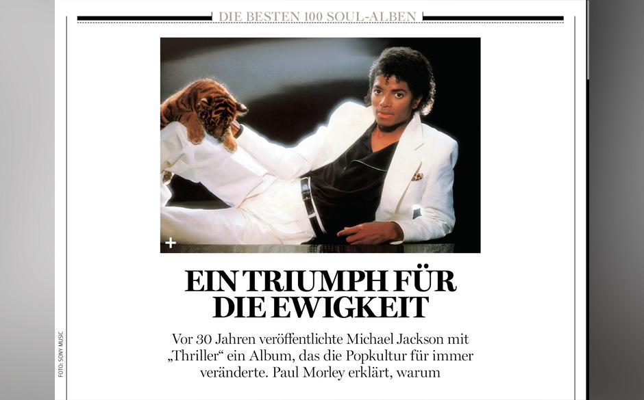Unser großes Special zum King Of Pop.