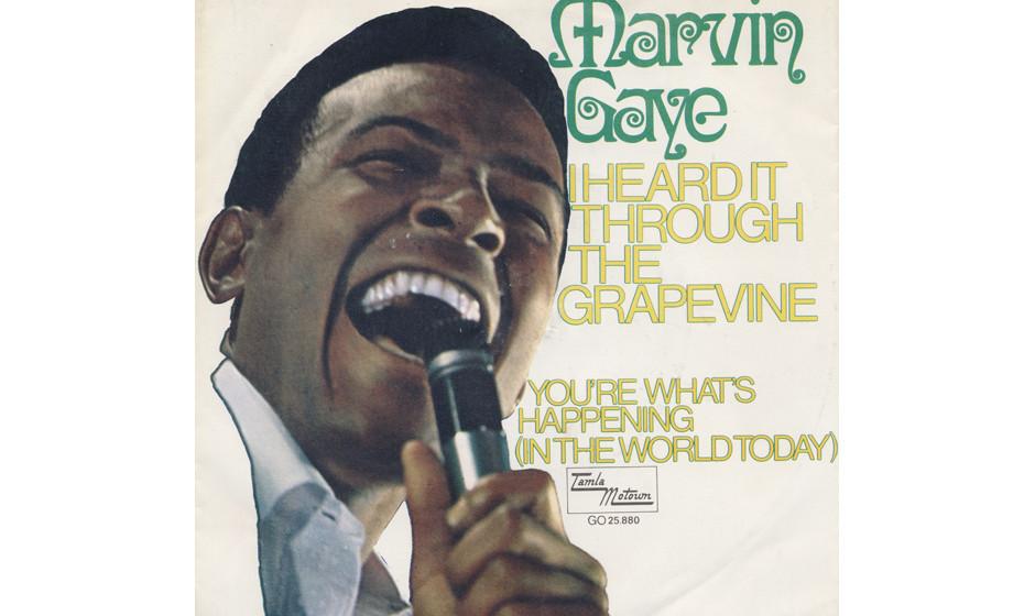 In unserem Special zu den 100 besten Soulalben aller Zeiten darf natürlich Marvin Gaye nicht fehlen.