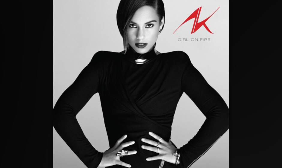 Alicia Keys - 'Girl On Fire (Digipack)' (J Records/Sony Music International/Sony Music) Das Album läuft im rdio-Player.