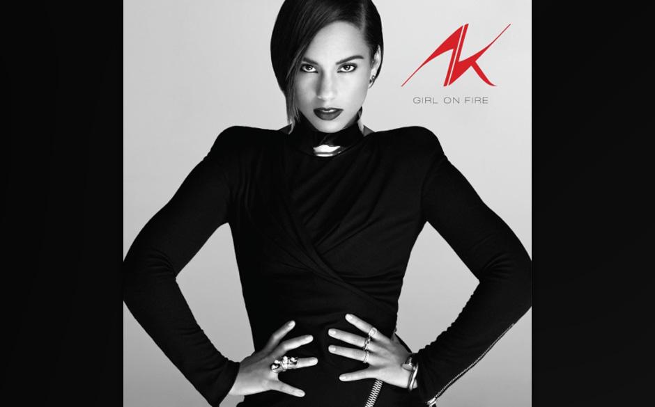 Alicia Keys - 'Girl On Fire (Digipack)' (J Records/Sony Music International/Sony Music) Das Album läuft im rdio-Player.