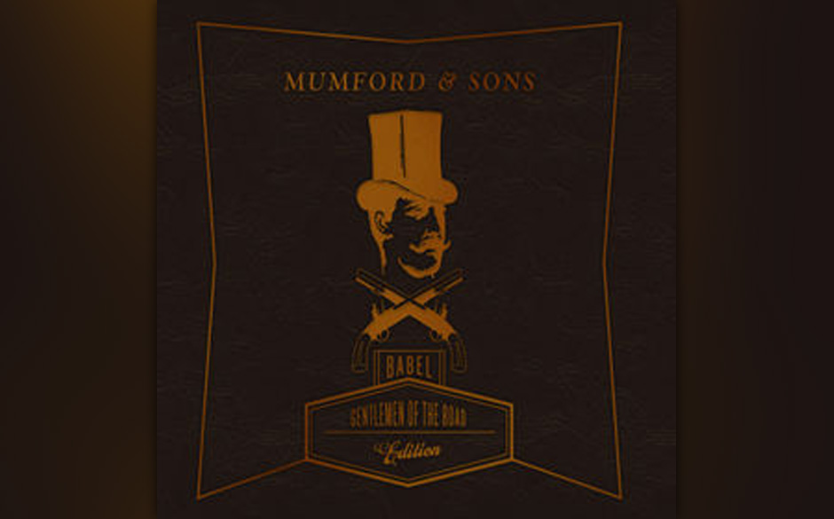 Mumford & Sons - 'Babel - Gentlemen Of The Road Edition' (Gentlemen Of The Road/Cooperative Music/Universal)