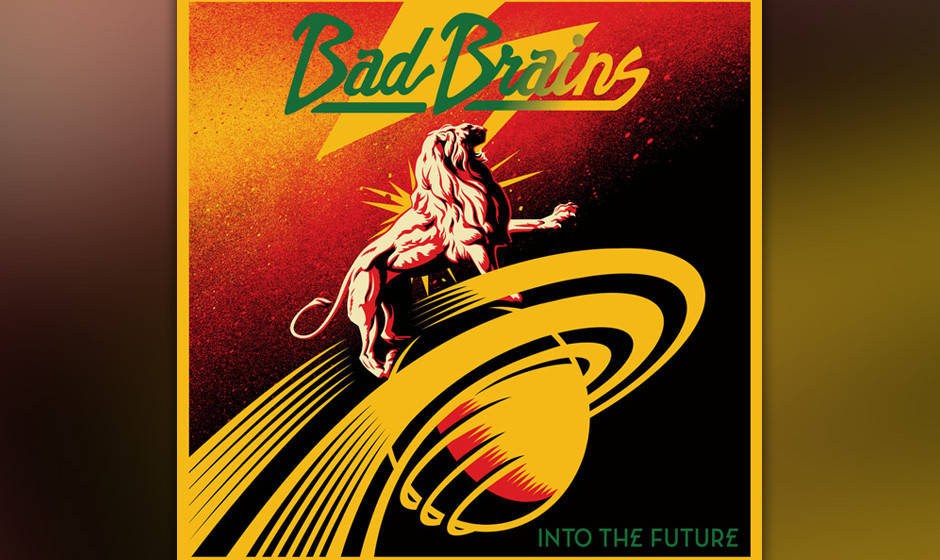 Bad Brains - 'Into The Future' (Megaforce/Essential/Soulfood) Das Album läuft im rdio-Player.