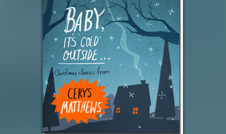 Cerys Matthews - 'Baby It's Cold Outside - Christmas Album (Deluxe Edition)' (Rainbow City Recordings/Groove Motorpsycho Blis