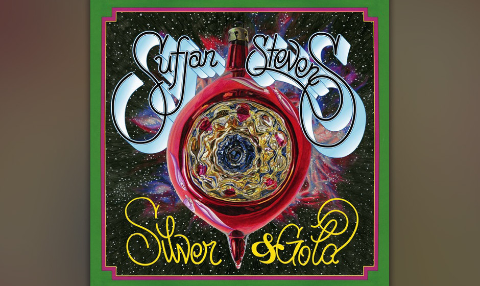 Sufjan Stevens - 'Silver & Gold: Songs For Christmas Vol. 6-10' (Asthmatic Kitty/Soulfood)
