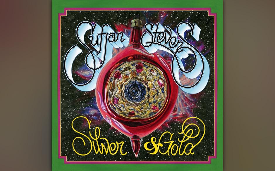 Sufjan Stevens - 'Silver & Gold: Songs For Christmas Vol. 6-10' (Asthmatic Kitty/Soulfood)