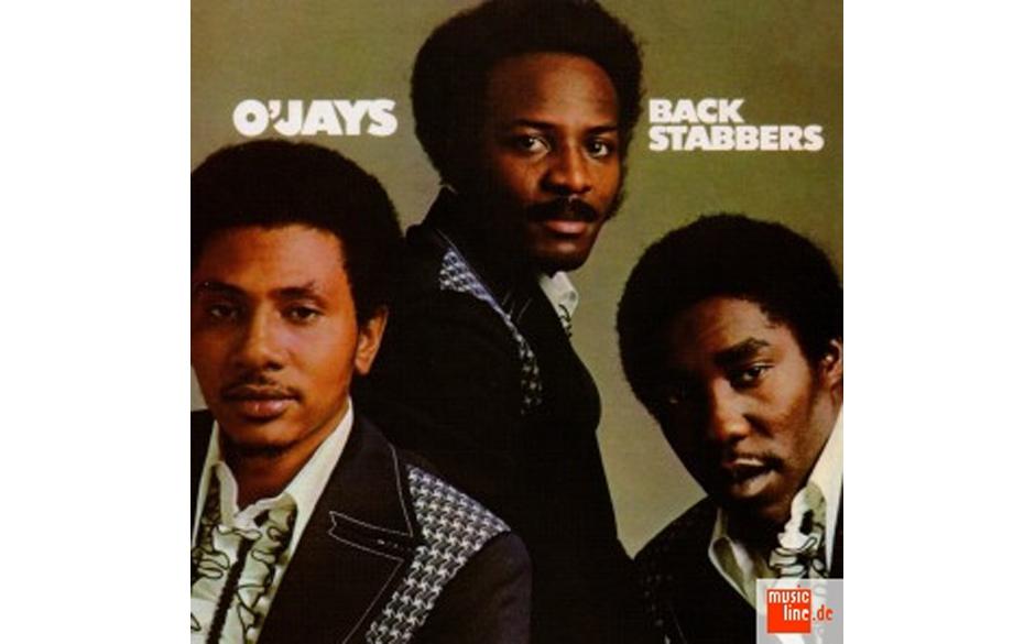 78. The O'Jays  - 'Back Stabbers' (Philadelphia, 1972) Die O'Jays waren nur eine von vielen Vokalgruppen, die mit 2½-Min