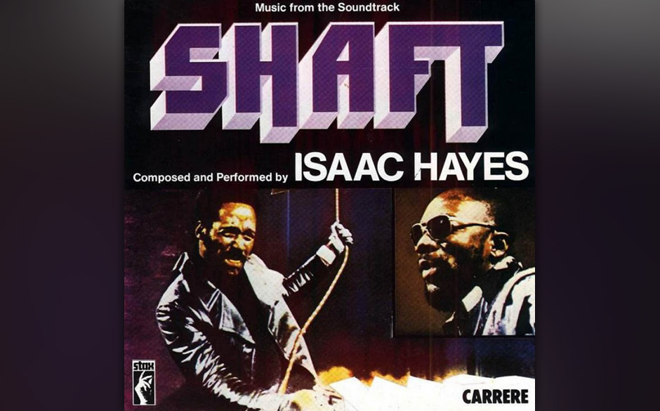 84 Isssac Hayes - 'Shaft' (Enterprise 1971) Der wohl bekannteste Blaxploitation- Soundtrack überhaupt. Richard Roundtree, al