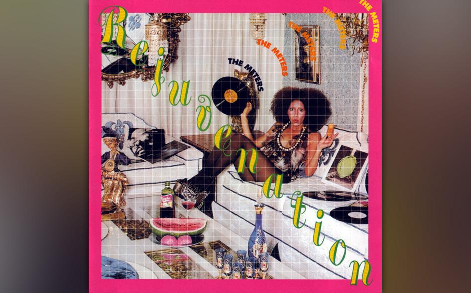 86. The Meters - 'Rejuvenation' (Reprise, 1974) Mitte 1974 steigern die Funk-Pioniere aus New Orleans ihre Intensität: Mit H