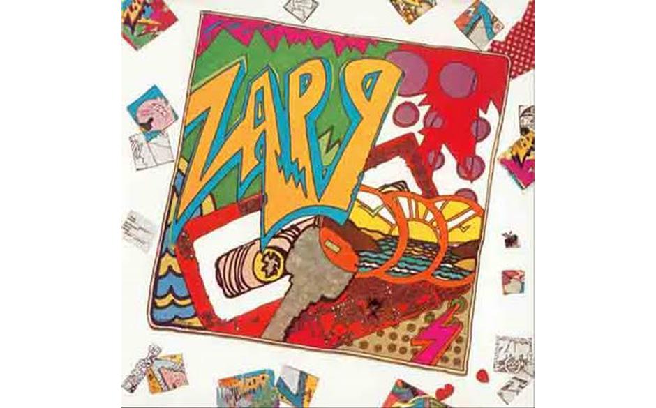 89. Zapp - 'Zapp' (Warner, 1980) Nachdem schon George 'Dr. Funkenstein' Clinton seine Finger im Spiel gehabt hatte, war es Bo