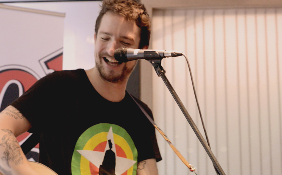 Frank Turner & Sleeping Souls