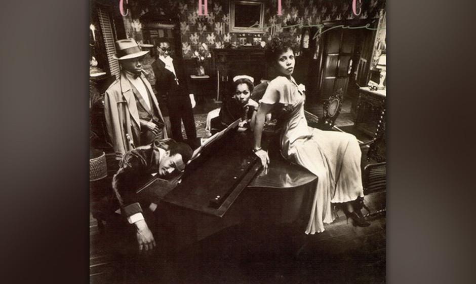 59. Chic - 'Risqué' (Atlantic, 1979) Diese magischen Grooves! Dieser knurzende Bass! Diese lässig ausgedürrte Gitarre!