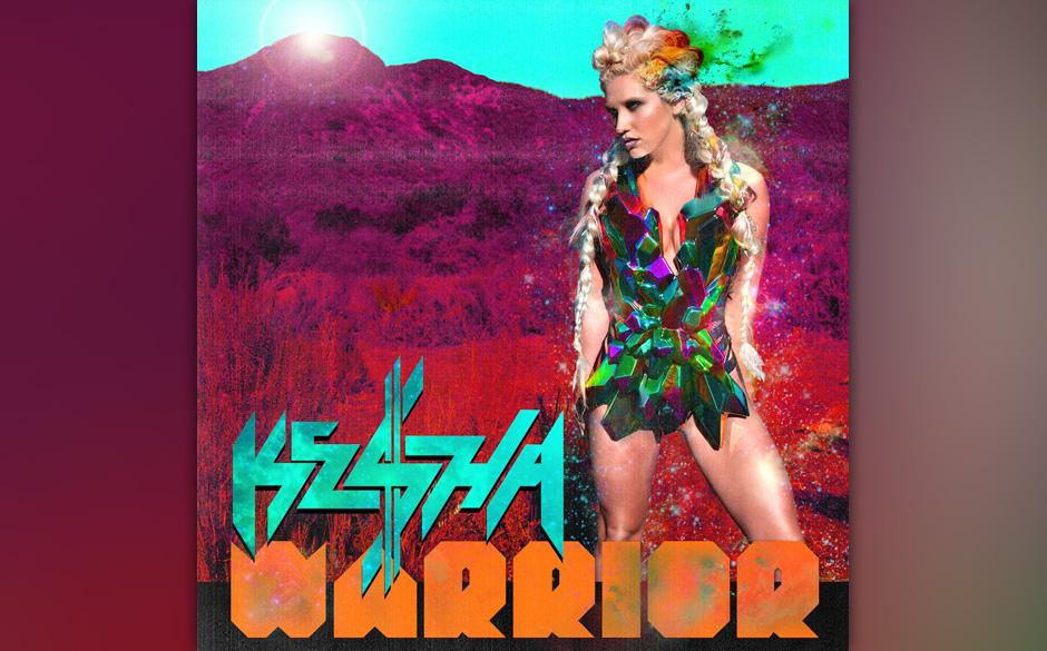 Ke$ha  - 'Warrior' (RCA/Sony Music International/Sony Music) Für diesen Longplayer holte sich die aufgekratzte Pop-Schleuder