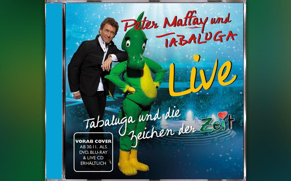 Peter Maffay - 'Tabaluga und die Zeichen der Zeit - Live' (Columbia SevenOne/Sony Music Ariola/Sony Music) Das Album läuft i