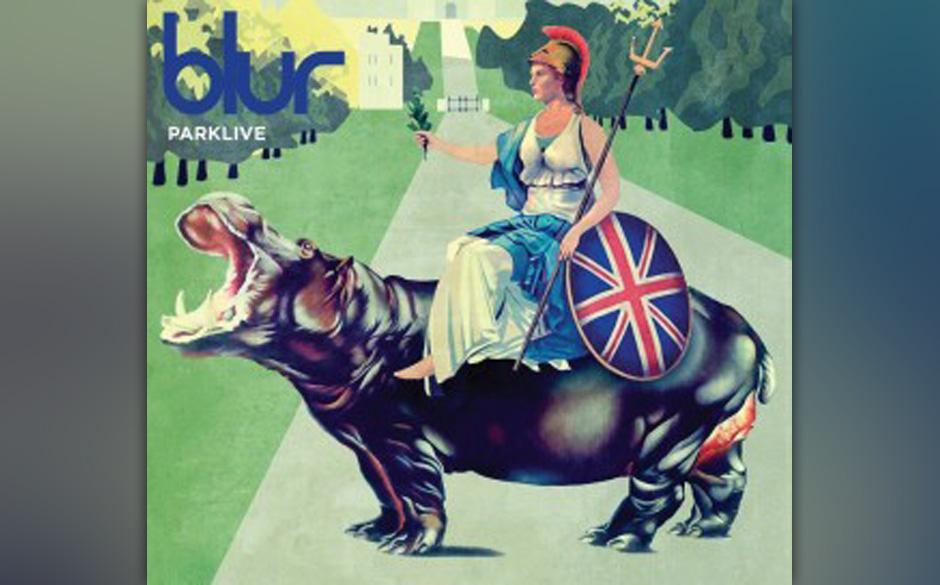 Blur  -'Parklive (Limited Edition)' (Parlophone/Capitol/EMI) 'Boys & Girls' markierte einen Meilenstein in der Geschichte die