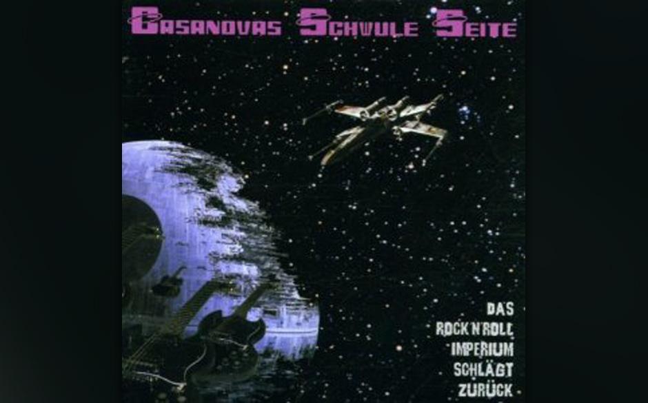 Casanovas Schwule Seite _ 'Das Rock'n'roll Imperium schlägt zurück' (Rockstar/Cargo) Ganze 10 Jahre hat es gedauert bis sic
