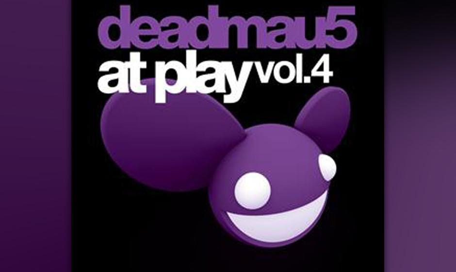 Deadmau5 - 'At Play Vol. 4' (Play/Rough Trade) Seine letzte LP, deren Veröffentlichung nur wenige Wochen zurück liegt, wurd