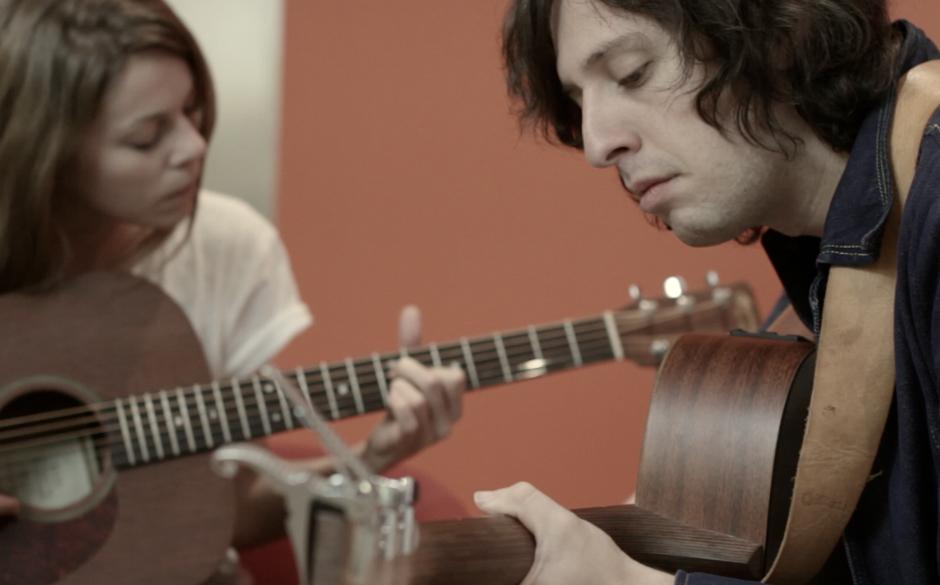 Binki Shapiro und Adam Green